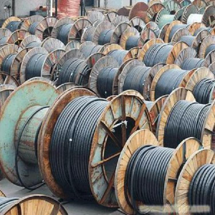 广州电缆电线二手废旧回收