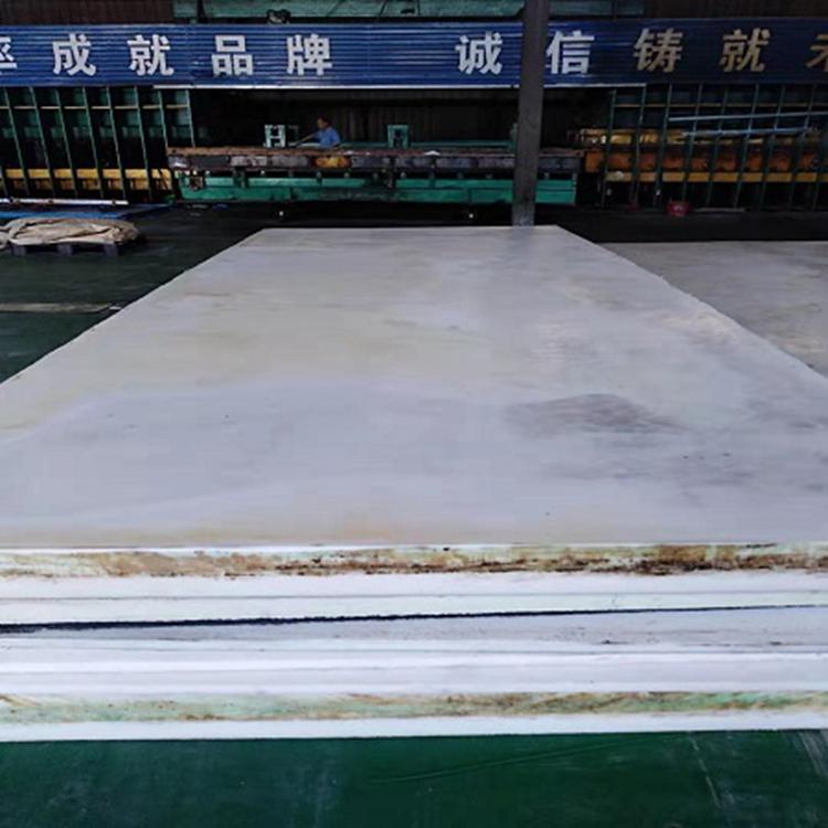 巨耀橡塑聚乙烯板材,PE板可定制耐腐蚀,润滑