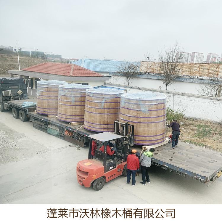 沃林-大型装饰橡木酒桶松木酒桶炭烧色木桶可定制木制酒桶厂家直销大型橡木桶