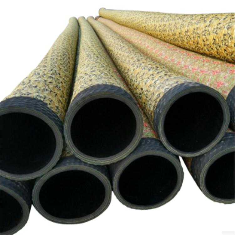 厂家专销水泥罐车耐磨打灰管 散装水泥罐车卸灰管 钢编打灰管 质量保证