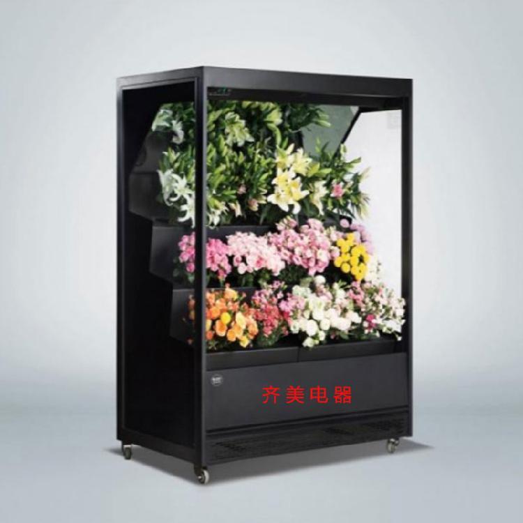 鲜花柜  鲜花保鲜柜 保鲜冷藏柜  17YH  齐美 厂家直销 现货批发量大从优
