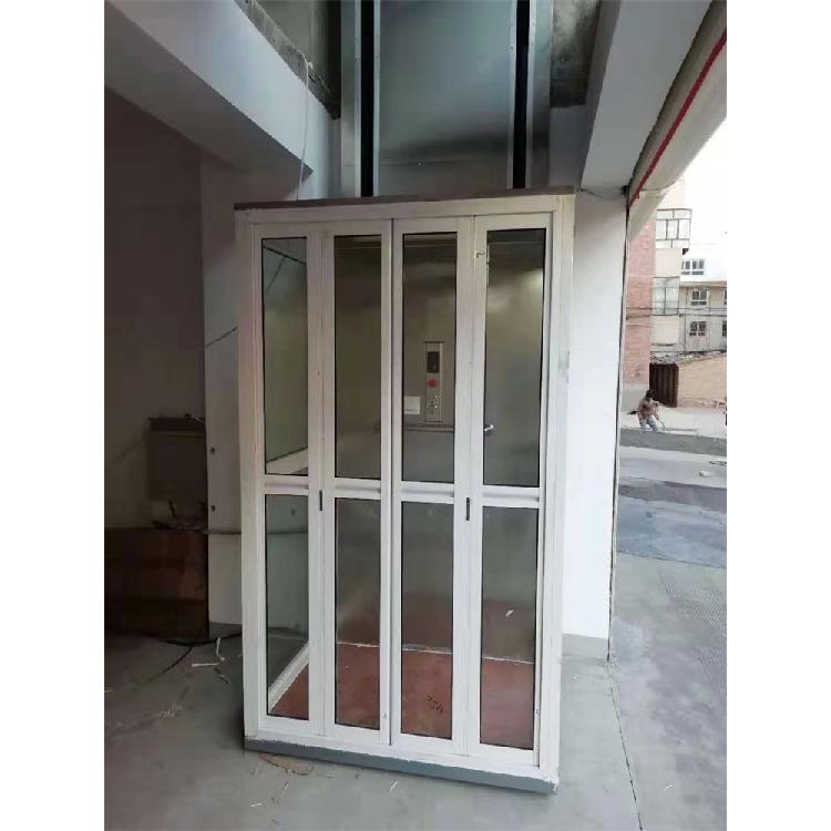 小型家用电梯定制供 2层家用电梯价格  6米升降货梯 2吨液压升降机厂家