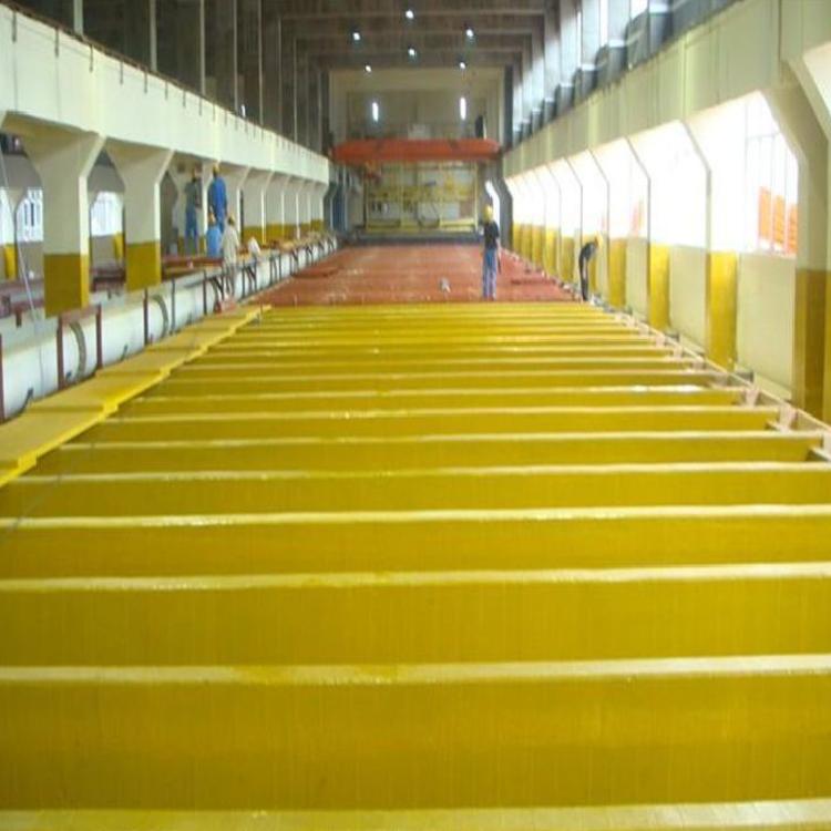 山西太原厂家销售耐酸碱绝缘玻璃钢防腐槽子