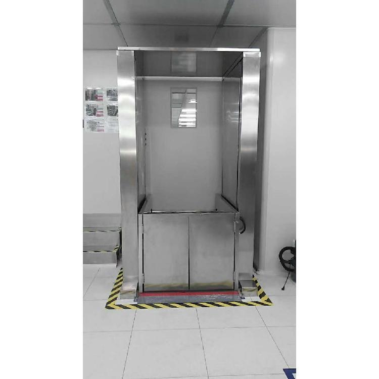 超瑞机械 济南定制家用升降机家用电梯 阁楼 别墅专用 老年人简易液压电梯