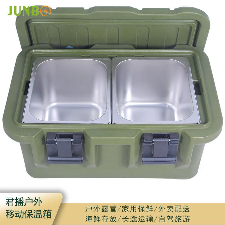 上海Junbo/君播厂家直销 食热送餐箱 外卖保温送餐箱 可定制
