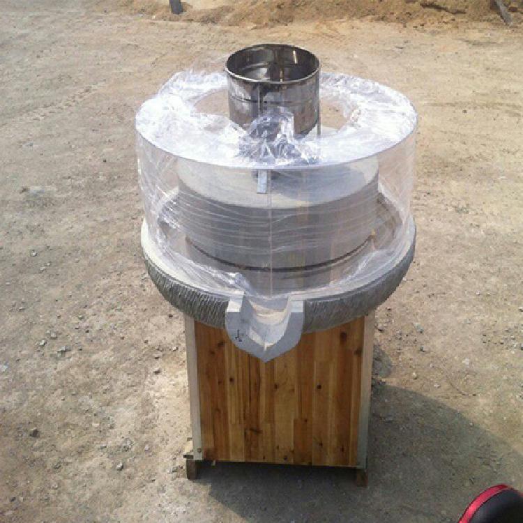 河南香油石磨机价格   芝麻香油石磨机厂家
