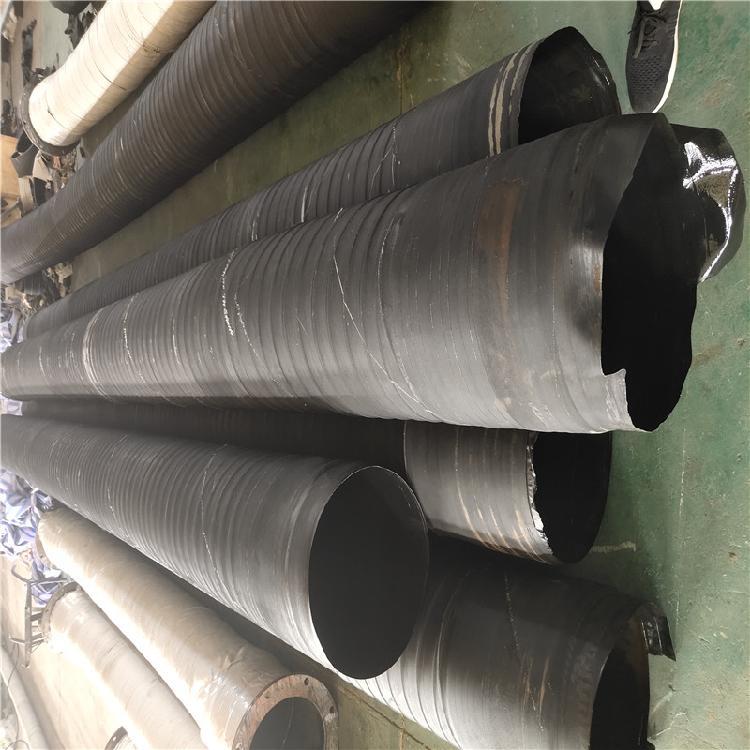 软管厂家加工定制帆布防尘伸缩软管 橡胶防尘伸缩管