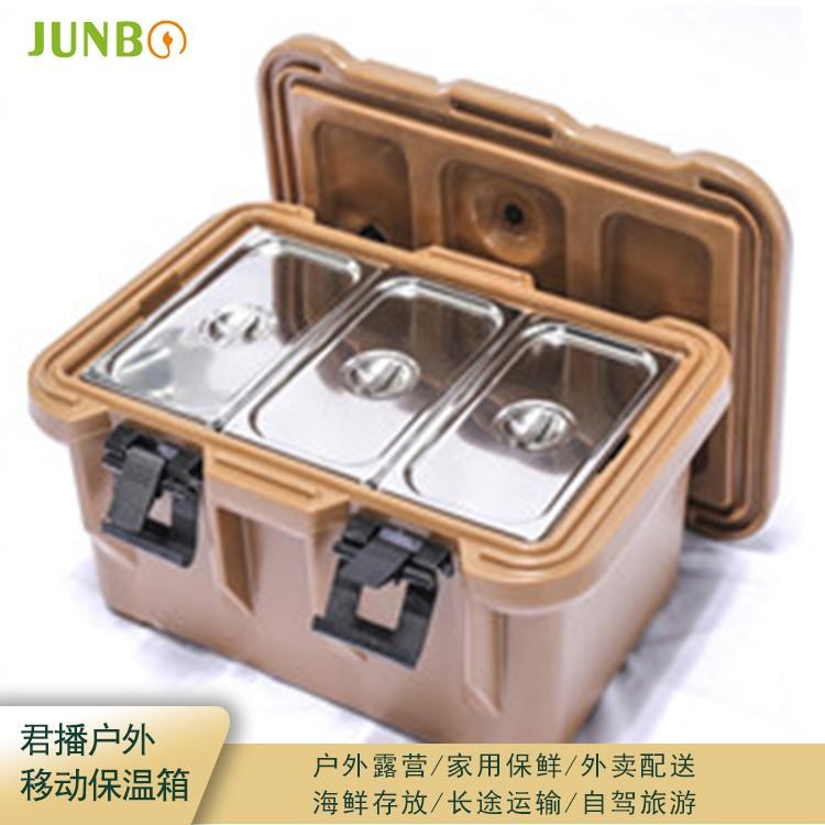 上海Junbo/君播厂家直销 食热送餐箱 送餐箱快餐食品周转箱 哪家比较好