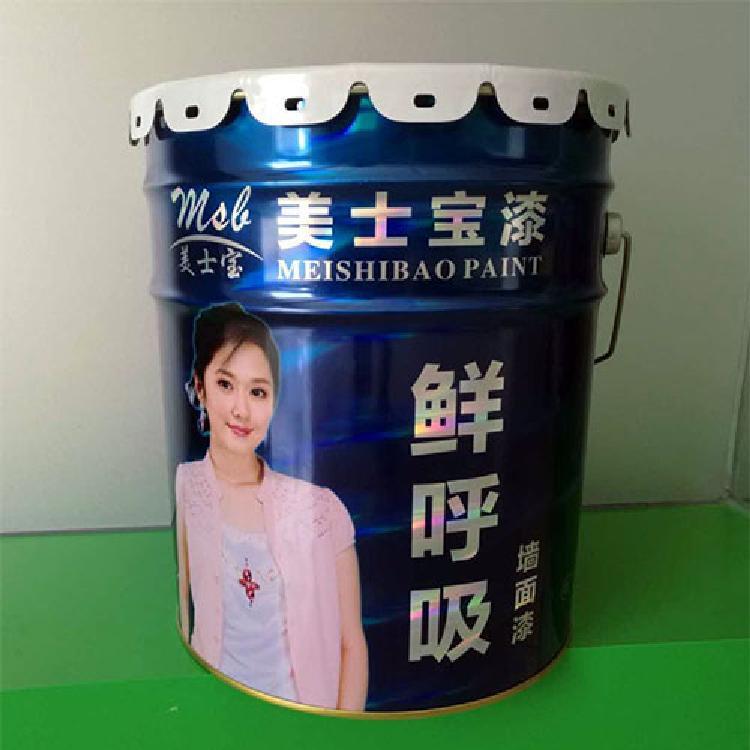 乳胶漆内墙涂料批发 佛山乳胶漆品牌 环保化工涂料