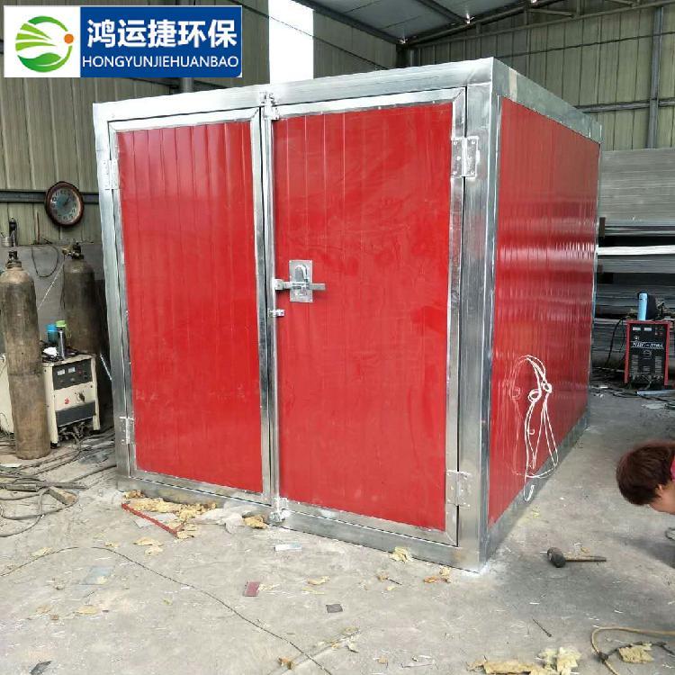 鸿运捷 高温烤漆房高温喷塑烤房固化炉固化房工业烤箱塑粉烘干房喷塑设备