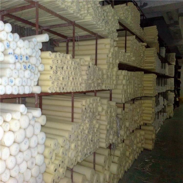 深圳优越塑胶 米黄色白色阻燃ABS板  ABS棒板加工零切 ABS厚板120 140 200