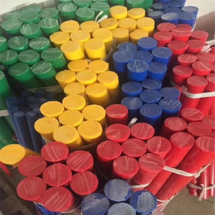 深圳厂家直销防静电POM板棒  红色黄色蓝色绿色白色黑色POM板棒 彩色赛钢棒板 POM板加工零切
