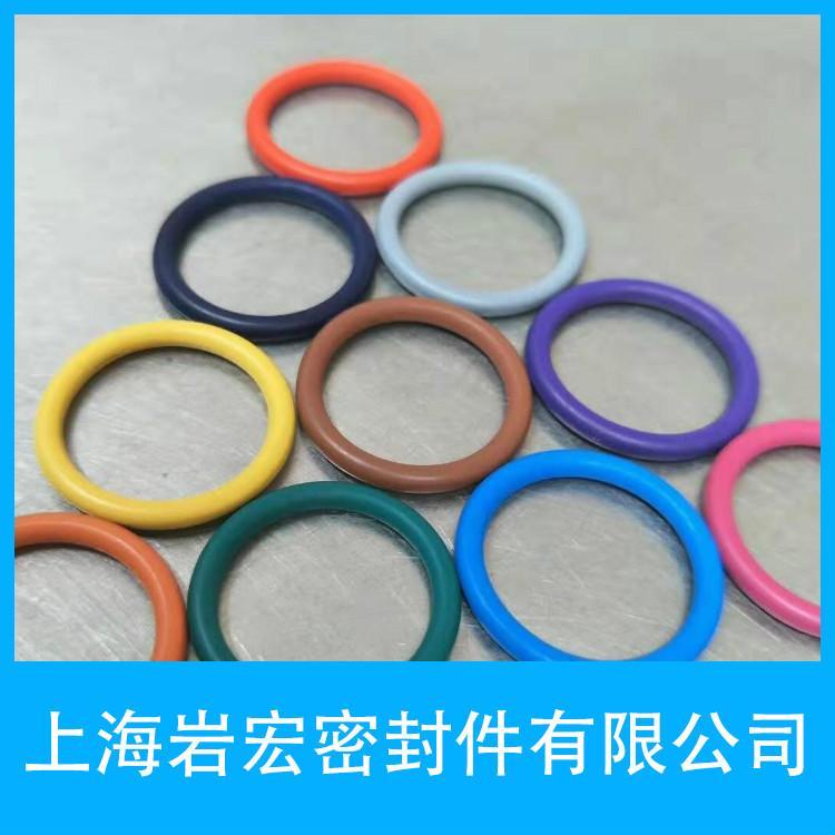 上海岩宏密封件 橡胶O型圈 橡胶O型圈型号 上海直销厂家