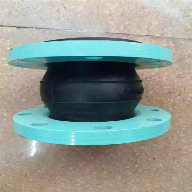 排水管道专用橡胶软接头  DN300船用橡胶软接头 避震喉生产厂家