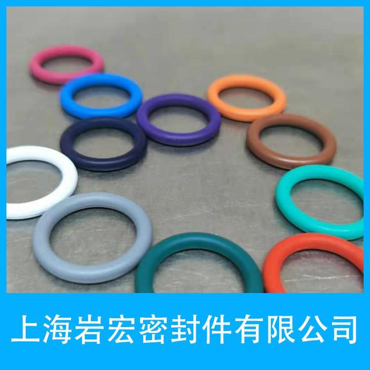 上海岩宏密封件 橡胶O型圈 岩宏橡胶O型圈型号 国家标准