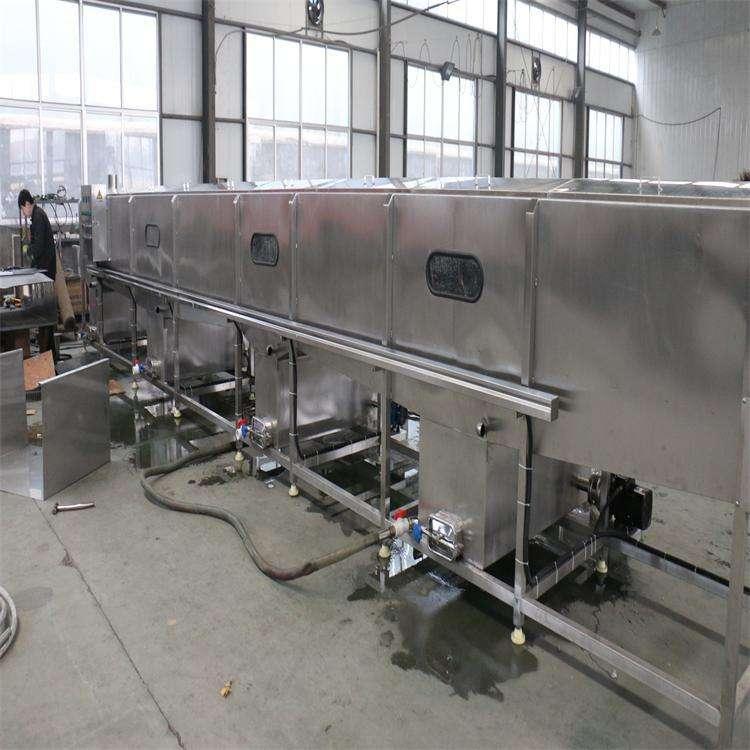 全自动大型巴氏杀菌机、 启源质优软包装巴氏杀菌机 豆制品包装袋杀菌