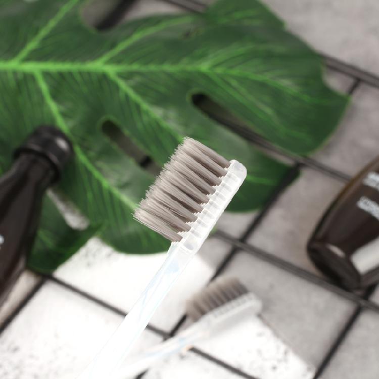 酒店用品 宾馆客房 一次性用品,民宿客房牙刷,旅行便携牙刷