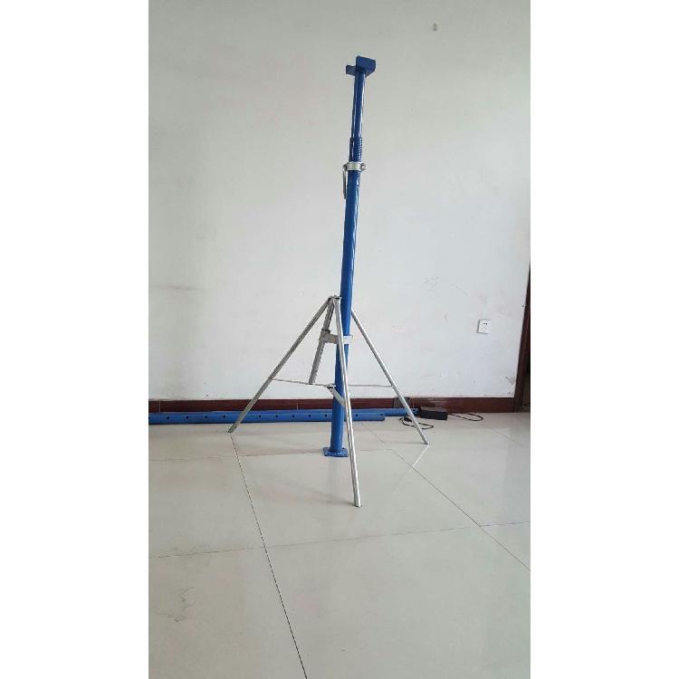 北京叠合板专用钢支撑价格    临时稳固三脚架 预制墙板斜支撑厂家