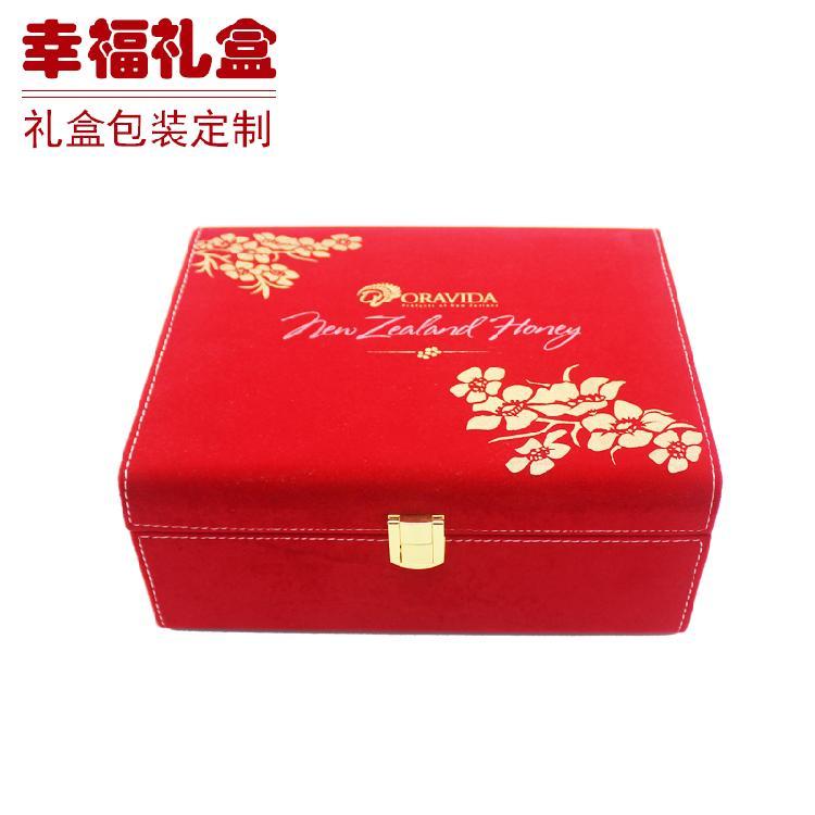 无锡红色礼品盒  皮盒 酒盒包装 化妆品盒 食品盒 珠宝盒 皮箱 纸箱定制生产