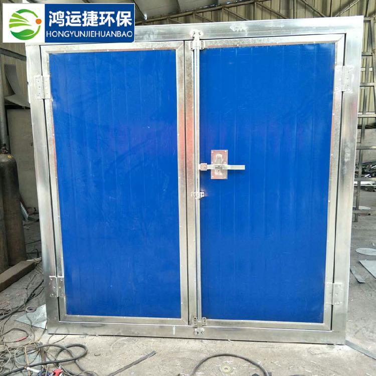 鸿运捷HYJ-002高温烘干房 塑粉固化房 高温房 服务完善