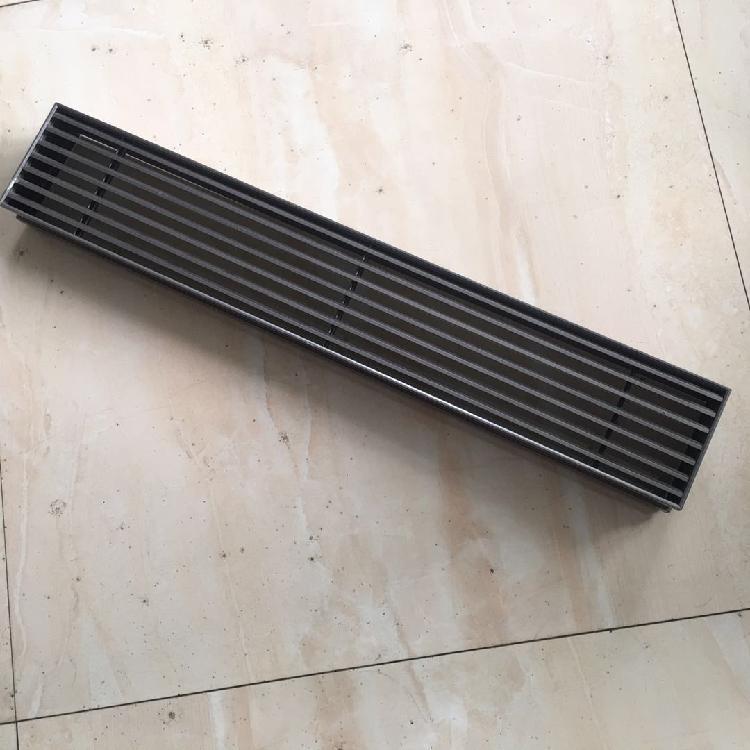 山东铝合金内嵌式铝合金条形风口厂家批发  德州润博 鲁德润博
