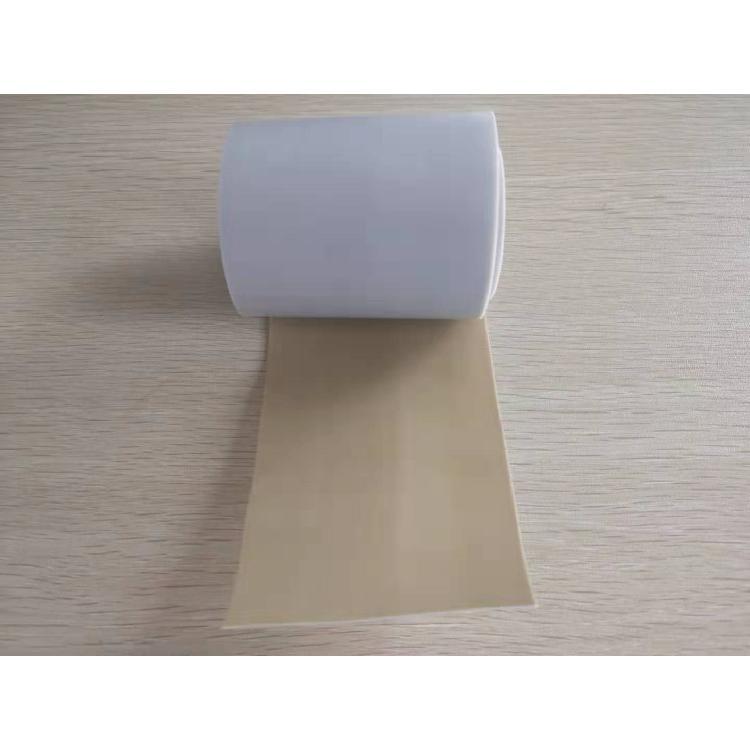 厂家大量现货供应耐磨自润滑脚垫专用铁氟龙活化膜,铁氟龙钠化膜(颜色可定制)