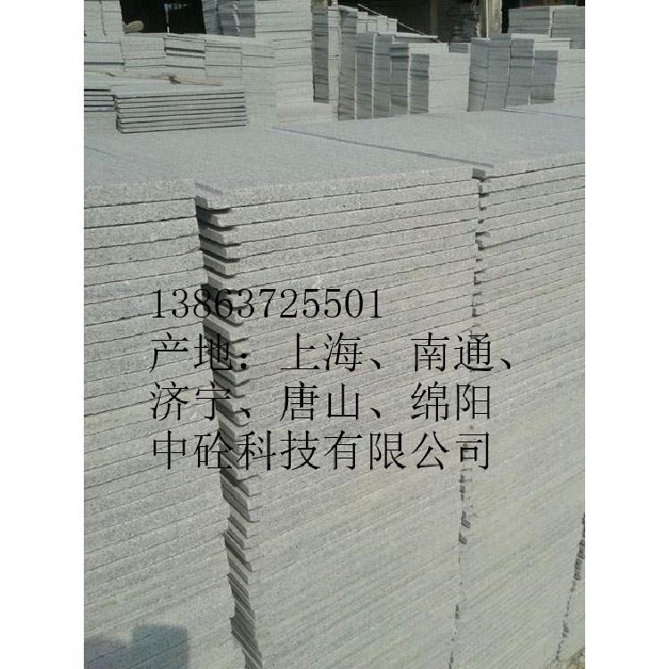 芝麻灰、芝麻白、仿花岗岩荔枝面PC砖南通、上海厂家直销