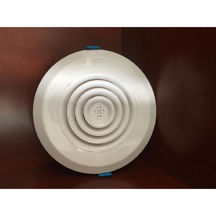鲁德润博 可调圆环式散流器  ABS圆环式散流器 出风口 厂家直销