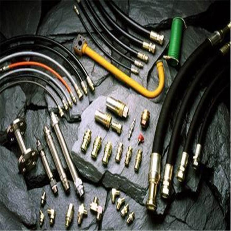 衡水直销钢丝增强液压橡胶软管 自卸车液压油管 矿用高压胶管 耐用