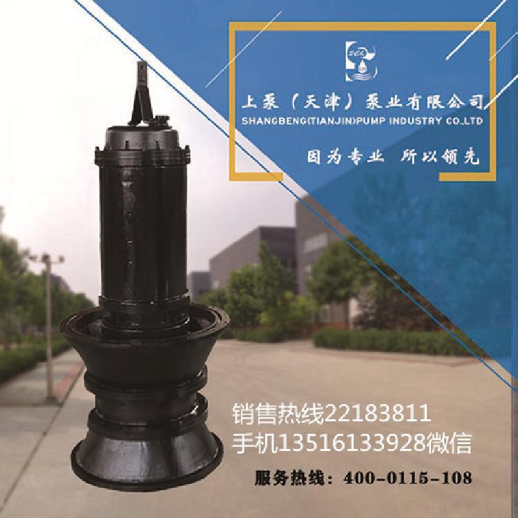 河南许昌耦合式潜水轴流泵