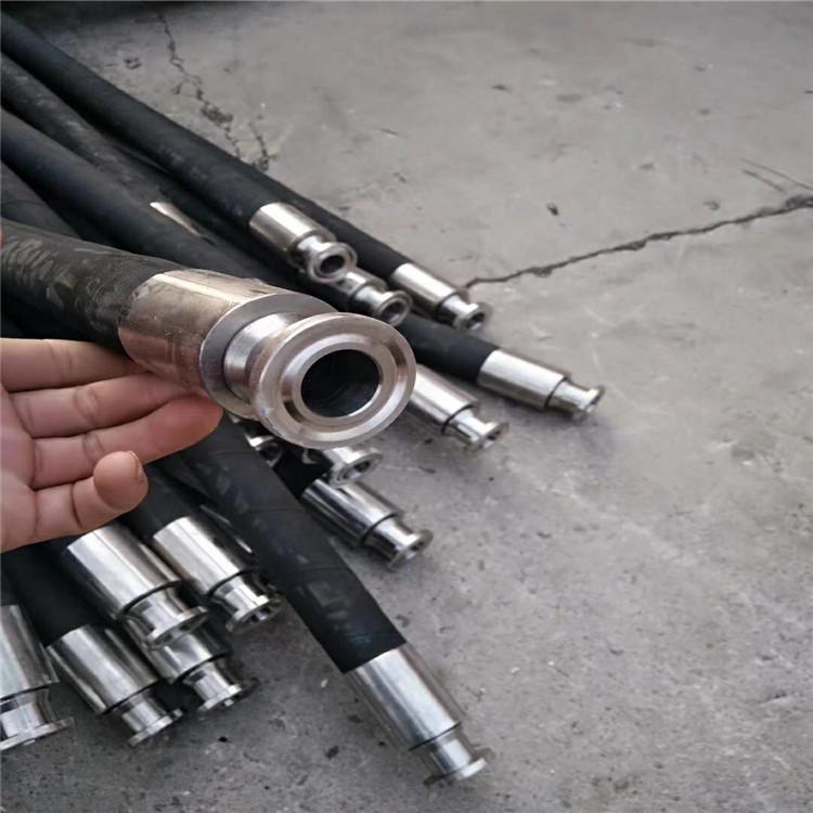 现货供应高压矿用胶管 钢丝编织软管 钢丝缠绕高压胶管 厂家定制
