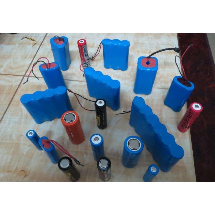 专业高价回收18650锂电池 动力锂电池组回收 对讲机电池回收 锂电池组回收 lin-3.6v回收