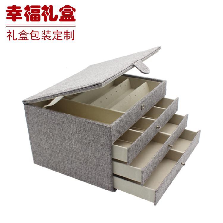 工厂定做 家居用品包装盒 收纳纸盒 彩印礼品盒 彩箱定制