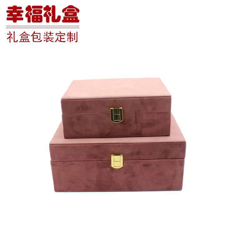 无锡大小收纳盒 化妆品盒 食品盒 皮箱定制