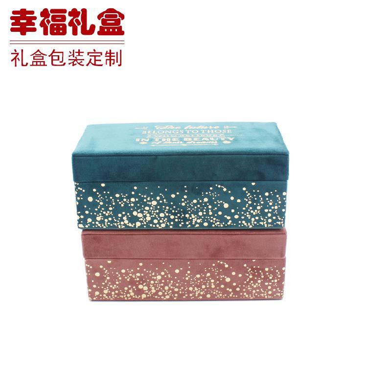 无锡花纹收纳盒(蓝色、粉色)电气产品包装 工业品包装 工艺品包装 礼盒批发
