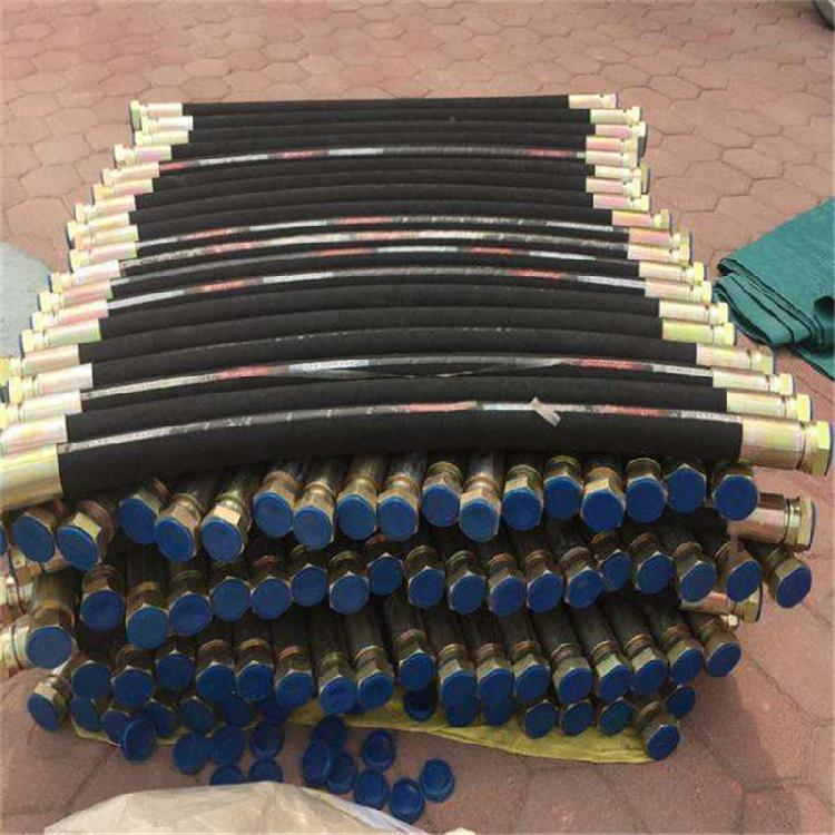 定制加工各种型号高压胶管  DN32液压支架胶管 耐高温液压缠绕胶管 欢迎选购