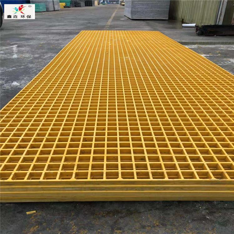 河北鑫垚汽车房玻璃钢格栅 玻璃钢盖板  地沟盖板  格栅盖板