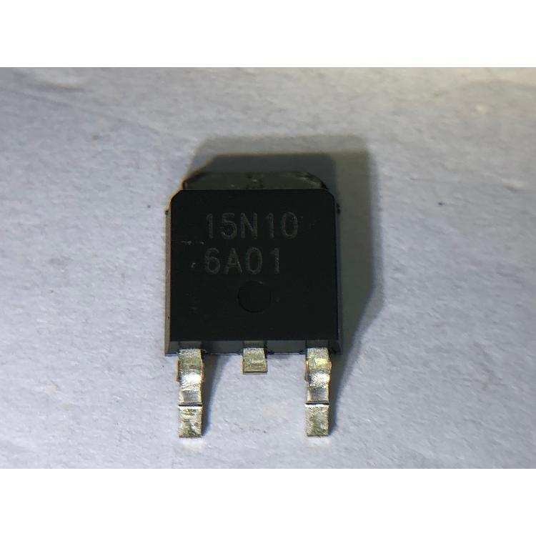 勤益电子GTM N沟道功率MOSFET GJA15N10 TO-252