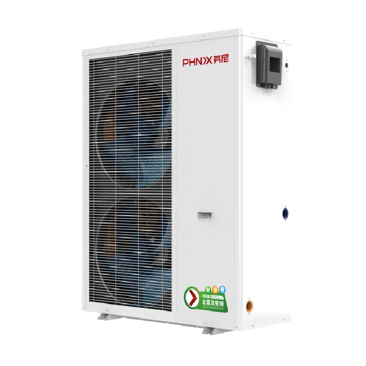 【大森林室内环境工程】成都空气能热泵厂家直供 芬尼克兹家用HERO直流变频空气能两联供系列