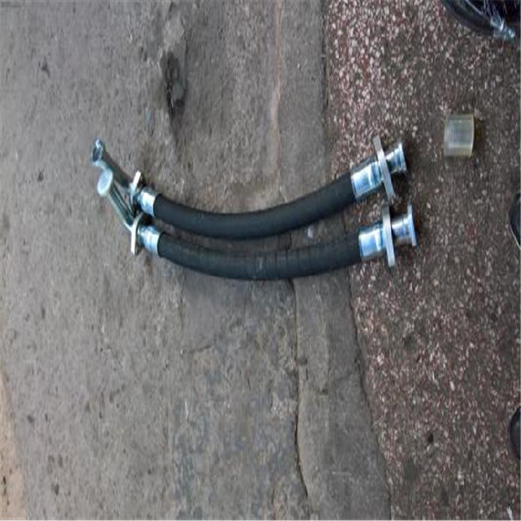 河北直销51高压钢丝矿用胶管 液压油管接头 阻燃液压橡胶油管 质量保证