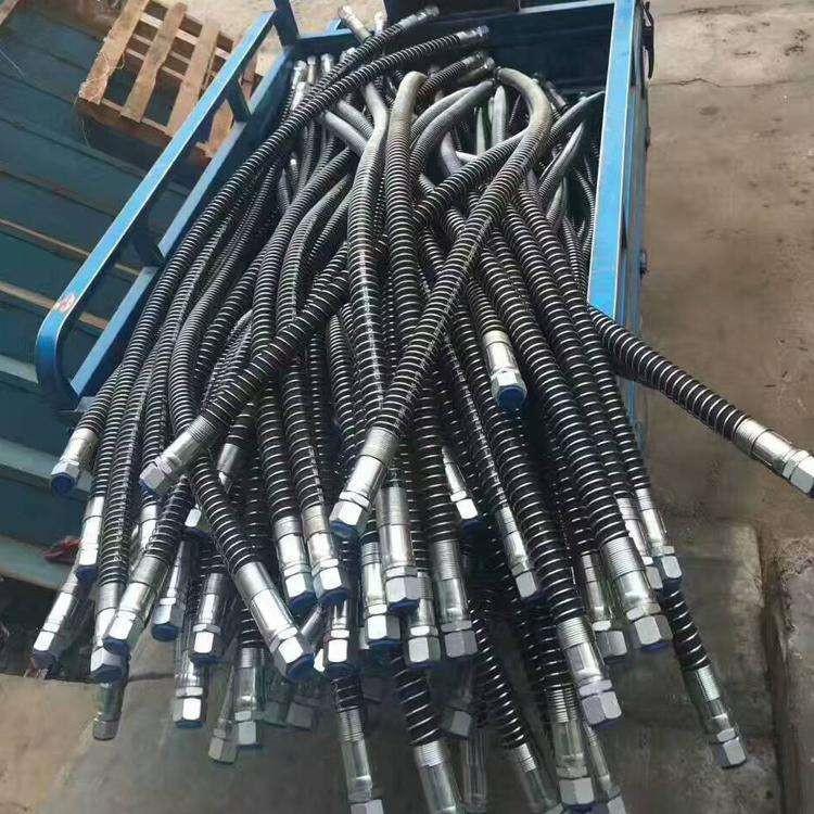 供应多型号高压钢丝胶管 矿用液压支架胶管 柴油机高压油管 欢迎选购