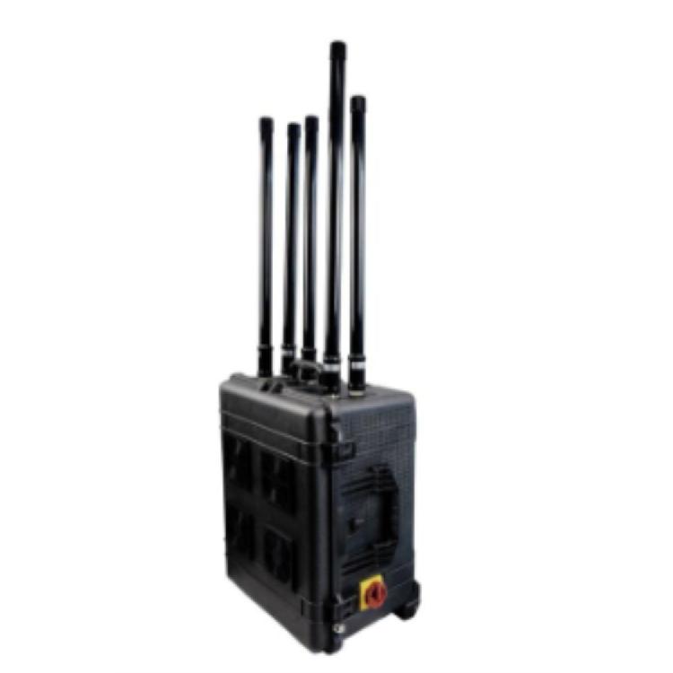 大功率信号屏蔽器JYS -DP5001拖箱式