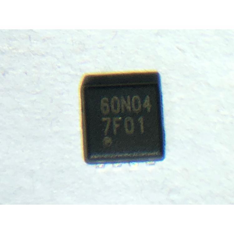 台湾勤益GTM N沟道功率MOSFET GSPR60N04 DFN3x3