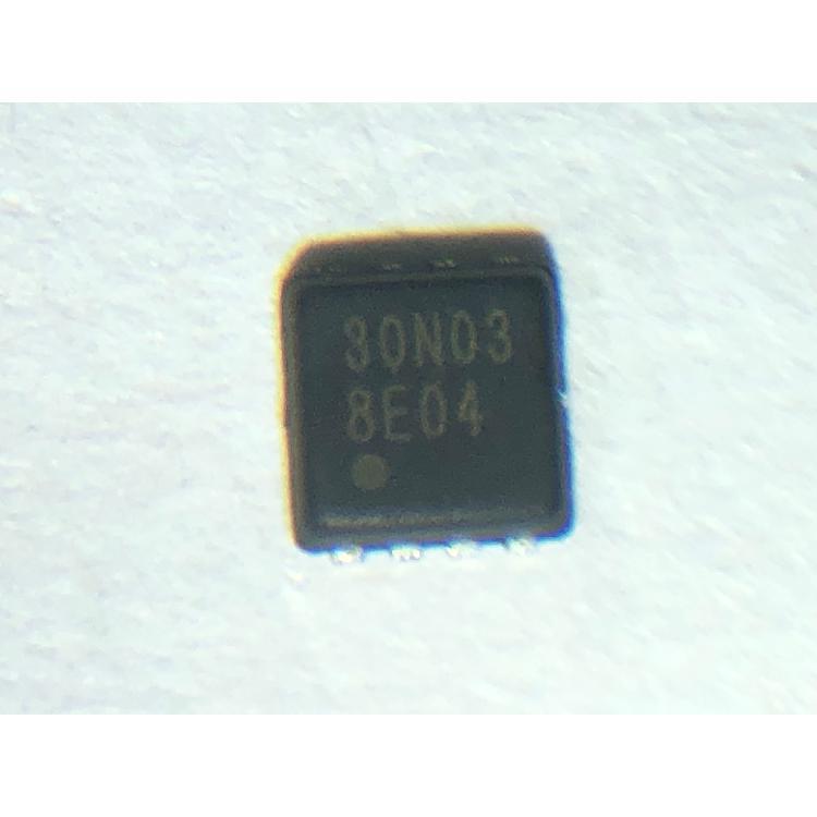 台湾勤益GTM N沟道功率MOSFET GSPR30N03 DFN3.3x3.3