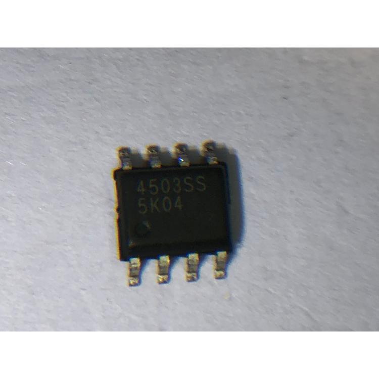 台湾勤益GTM N/P沟道双路MOSFET GSS4503 SOP-8