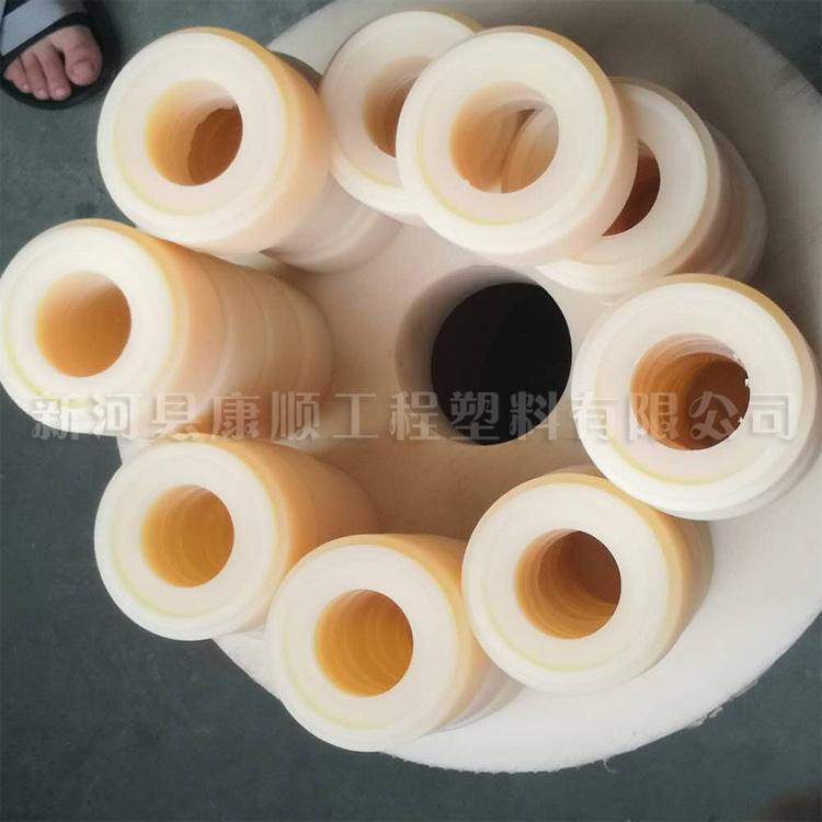 河北康顺厂家生产多规格尼龙板材 尼龙异型件价格 尼龙异型件厂家