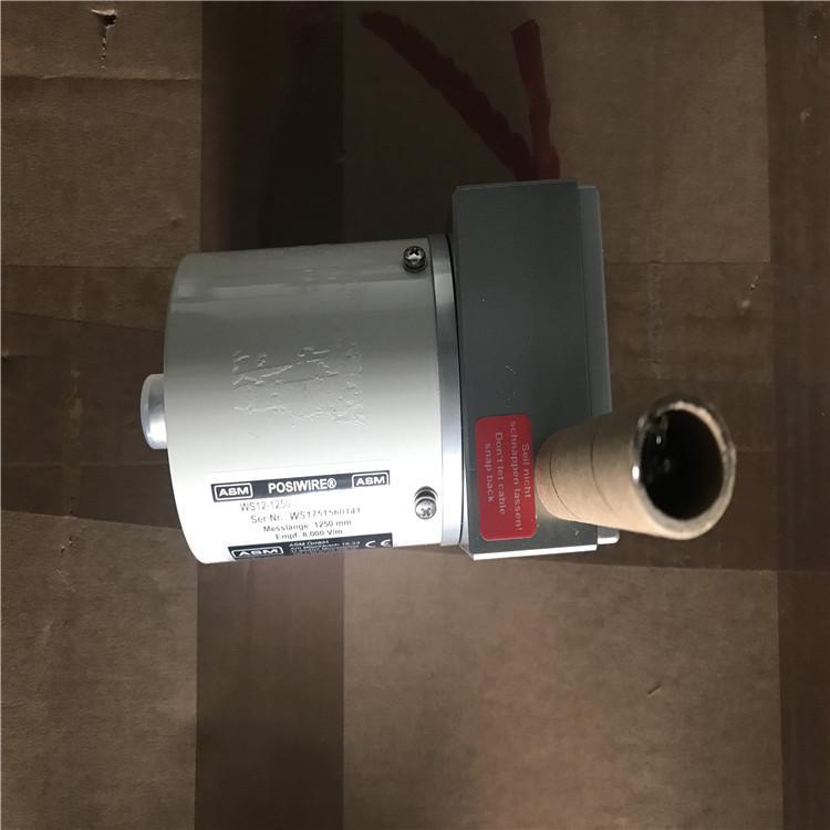 德国ASM位移传感器 进口拉绳传感器 WS31WS42进口位移传感器 厂家供应 原装进口