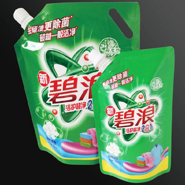 双诚厂家直销    洗衣液袋 烧鸡烤鸭袋 红糖白糖自立袋 吸嘴袋 调味品袋  真空袋、坚果袋 铝箔袋
