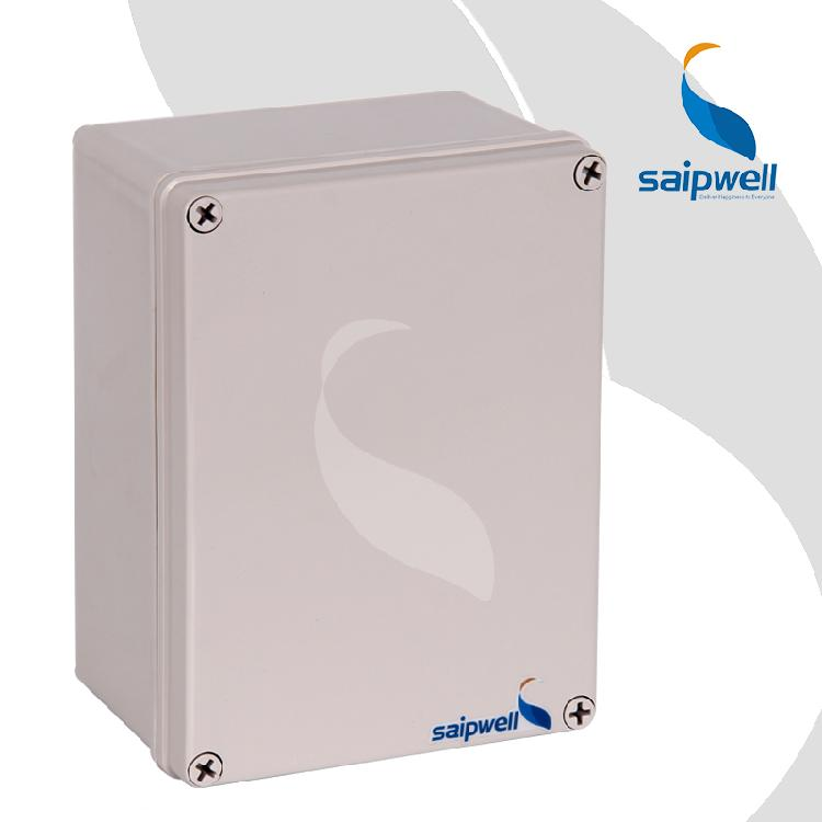 工厂热销塑料防水接线盒 150*200*100核电传输设备防水接线盒