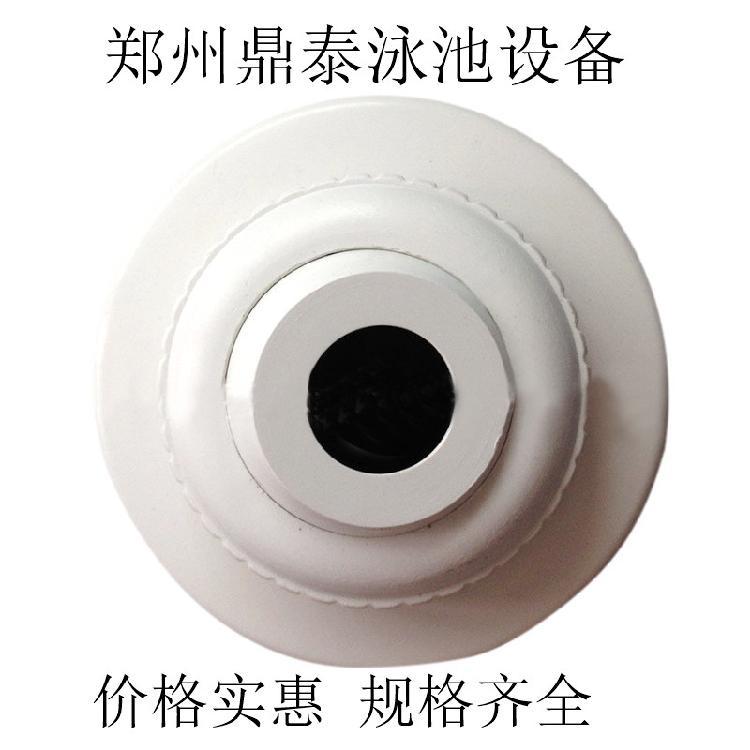 郑州鼎泰 厂家直销泳池设备  可活动按摩喷嘴  PVC材质球形按摩喷嘴 价格实惠